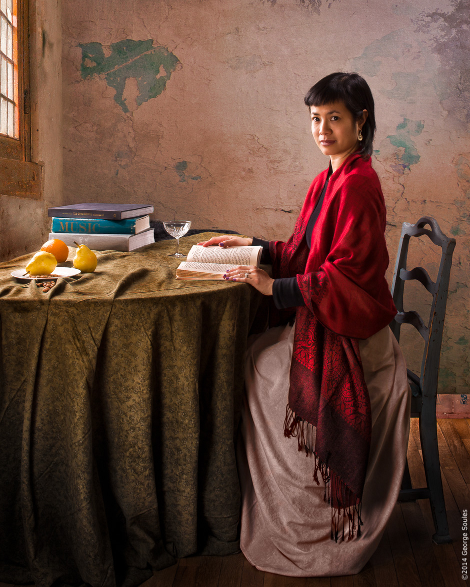 George's Vermeer