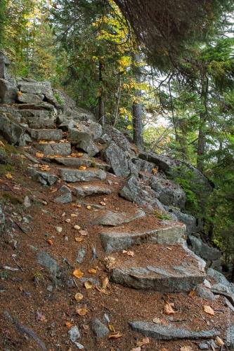 Perpendicular Trail 5
